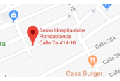 Baron hospitalarios Floridablanca